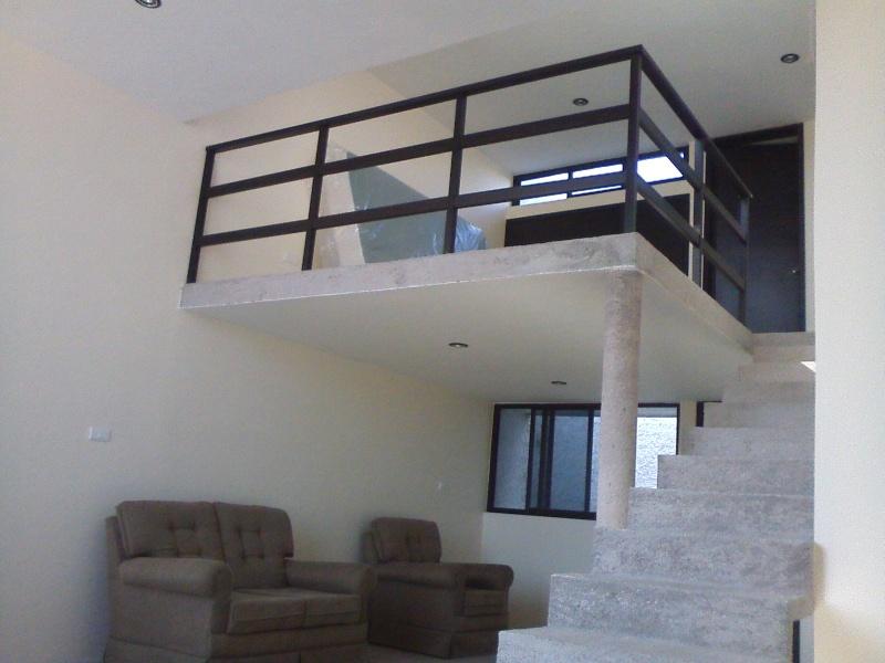 Barandales edificaciones especializadas - Barandales modernos para escaleras ...